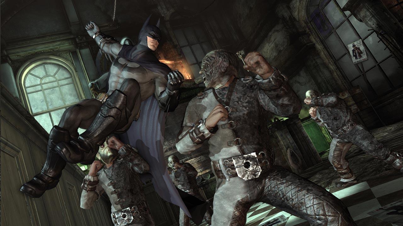 PC verze Arkham City odložena na listopad 52173
