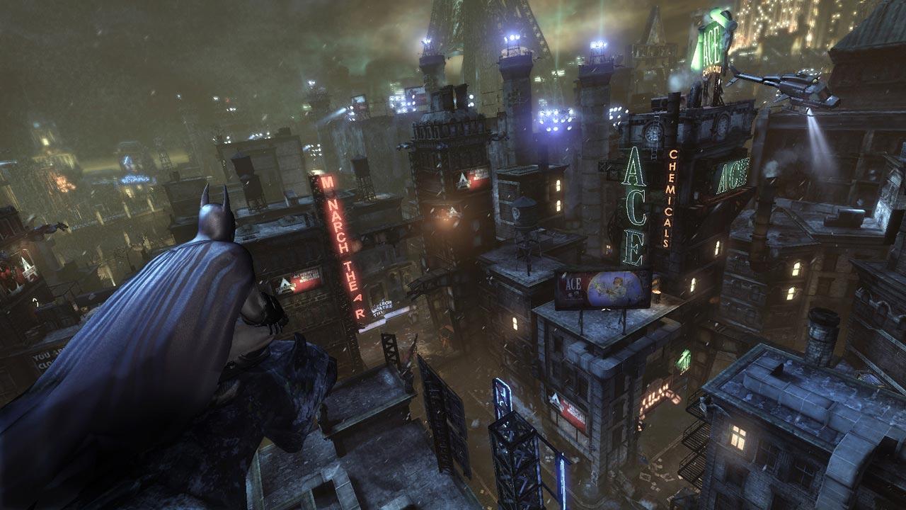 Arkham City už poukazuje na pokračování 52175