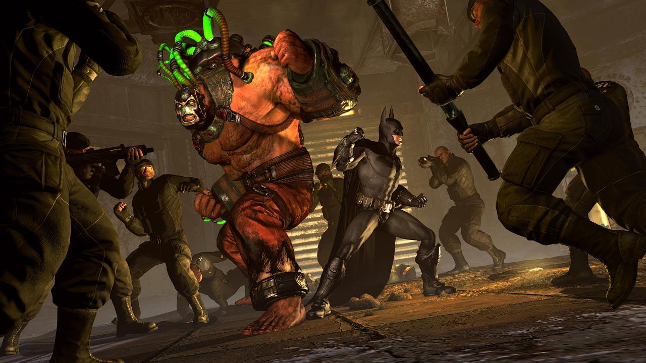 PC verze Arkham City odložena na listopad 52176