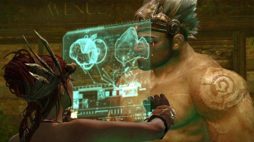 E3: Enslaved láká čerstvými screenshoty 5220