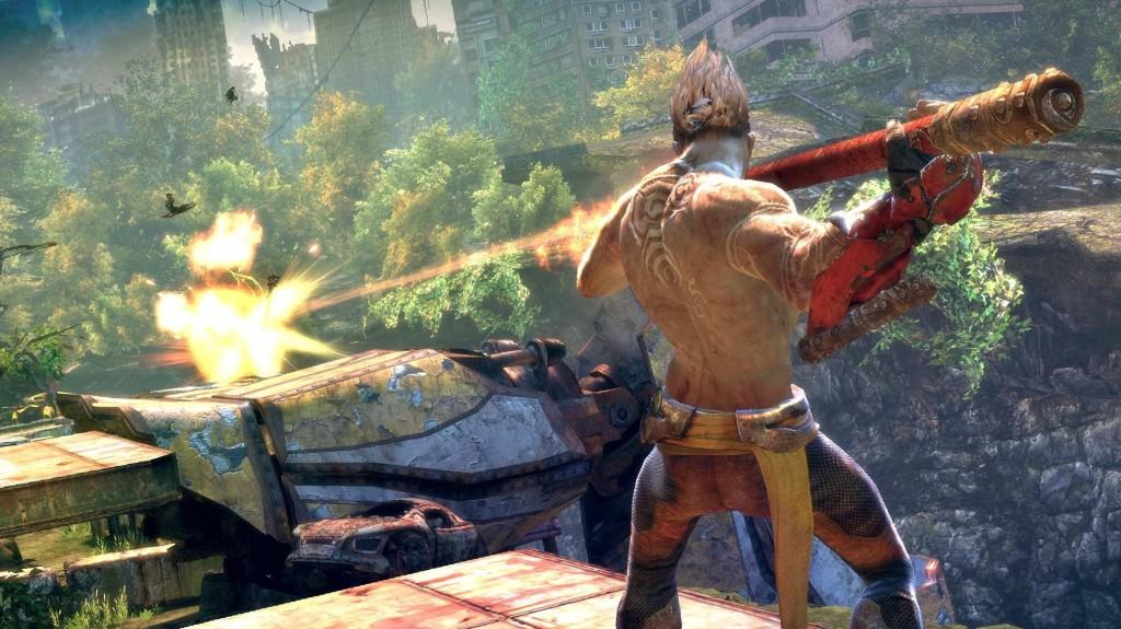 E3: Enslaved láká čerstvými screenshoty 5228