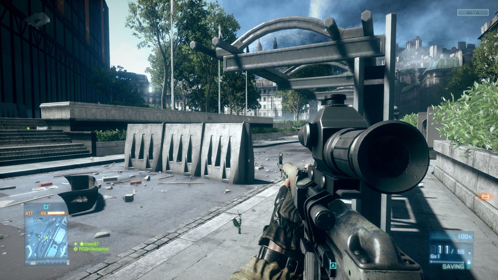 Beta Battlefieldu 3 je live – hratelnost, grafika, galerie 52419