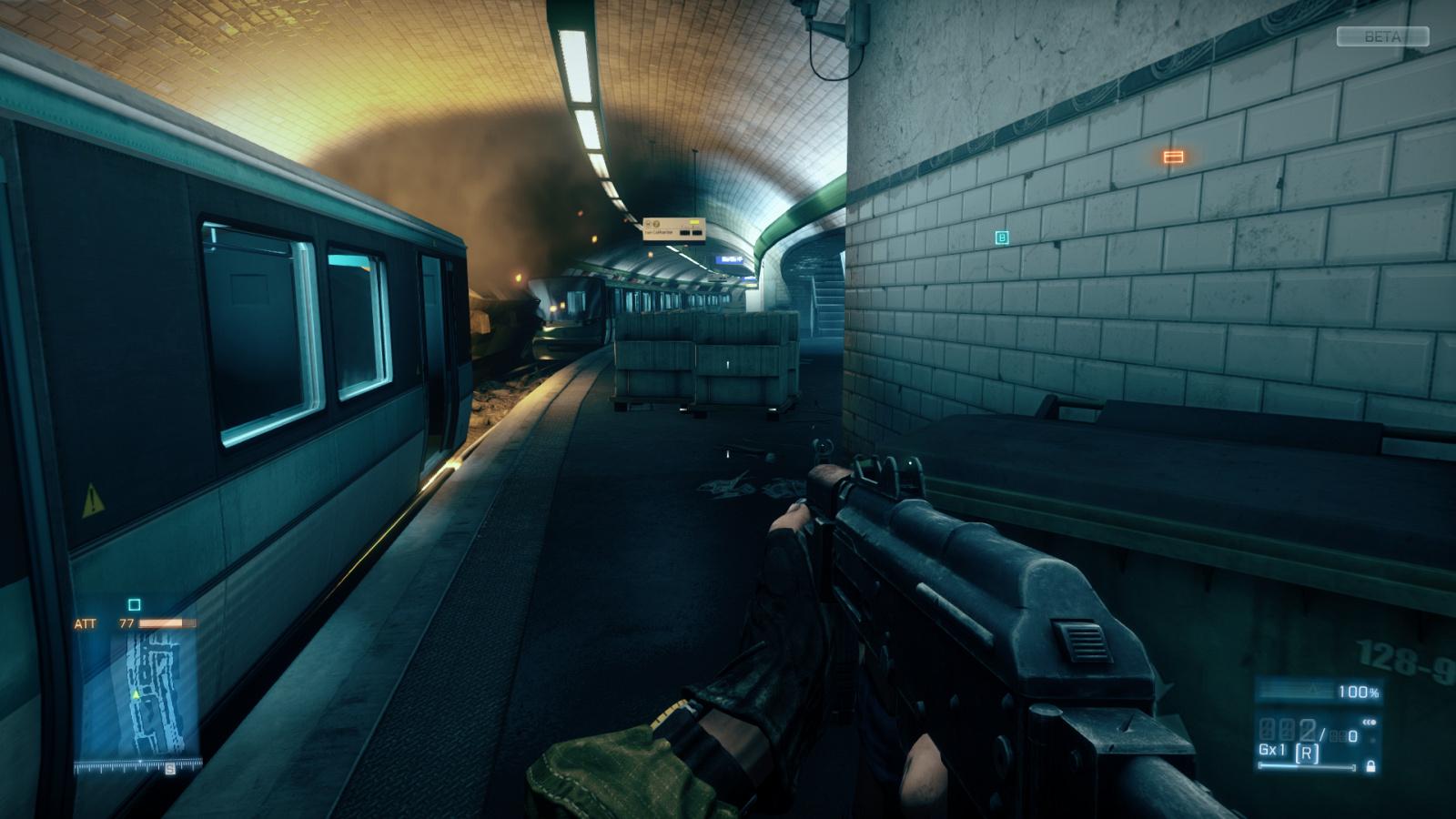 Beta Battlefieldu 3 je live – hratelnost, grafika, galerie 52421