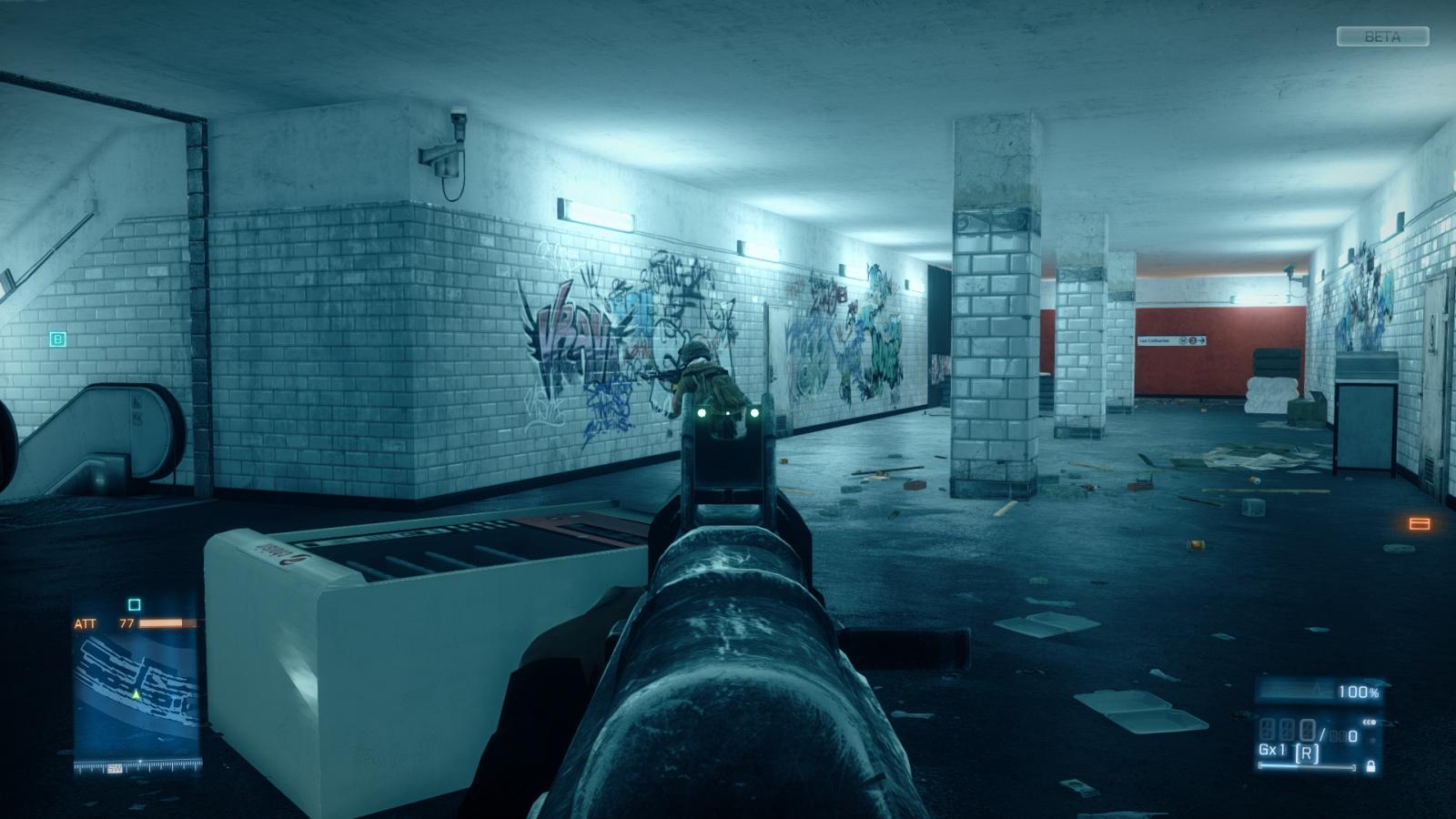 Beta Battlefieldu 3 je live – hratelnost, grafika, galerie 52422