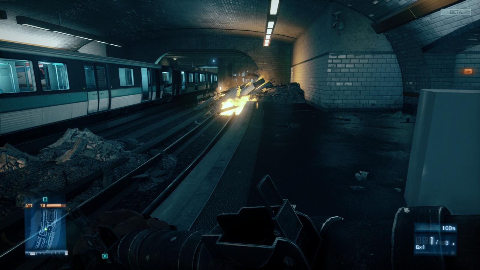 Beta Battlefieldu 3 je live – hratelnost, grafika, galerie 52423