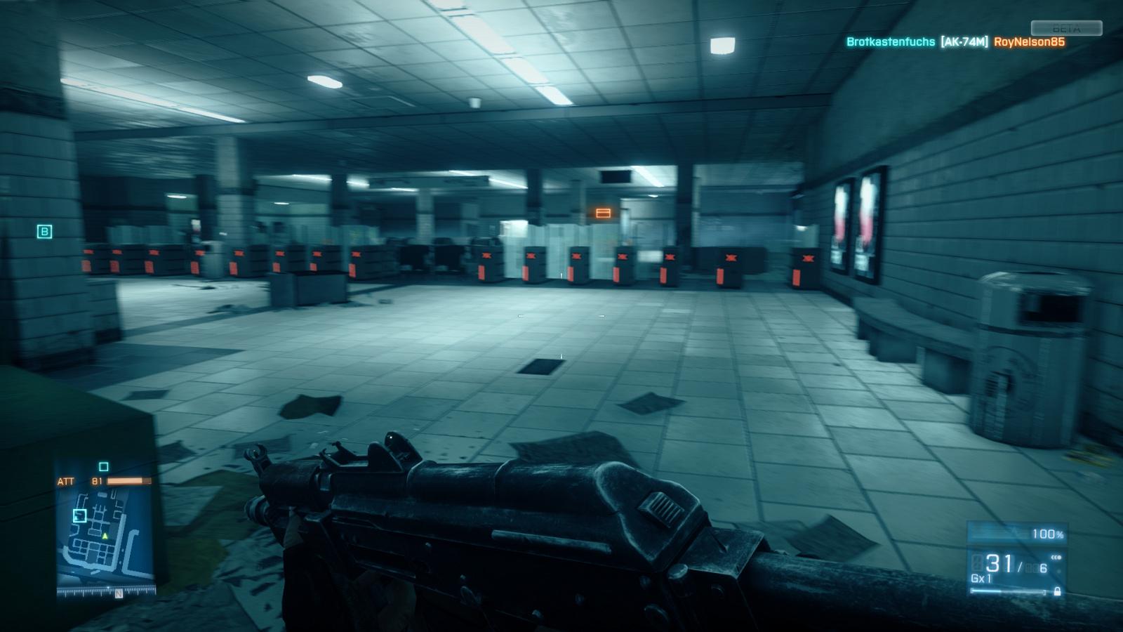 Beta Battlefieldu 3 je live – hratelnost, grafika, galerie 52427