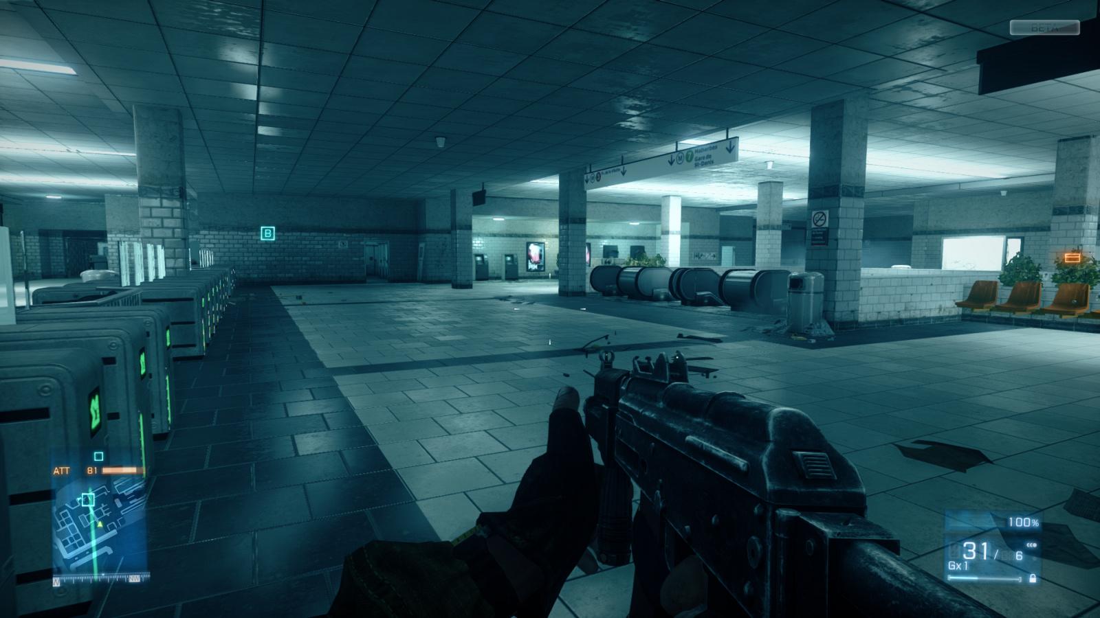 Beta Battlefieldu 3 je live – hratelnost, grafika, galerie 52428