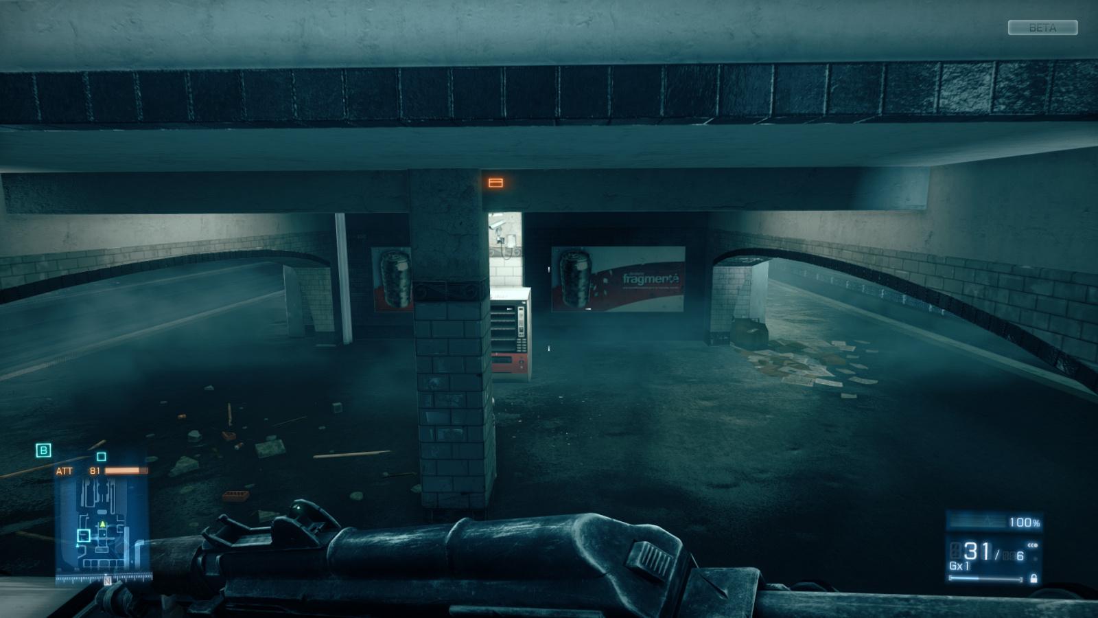 Beta Battlefieldu 3 je live – hratelnost, grafika, galerie 52429