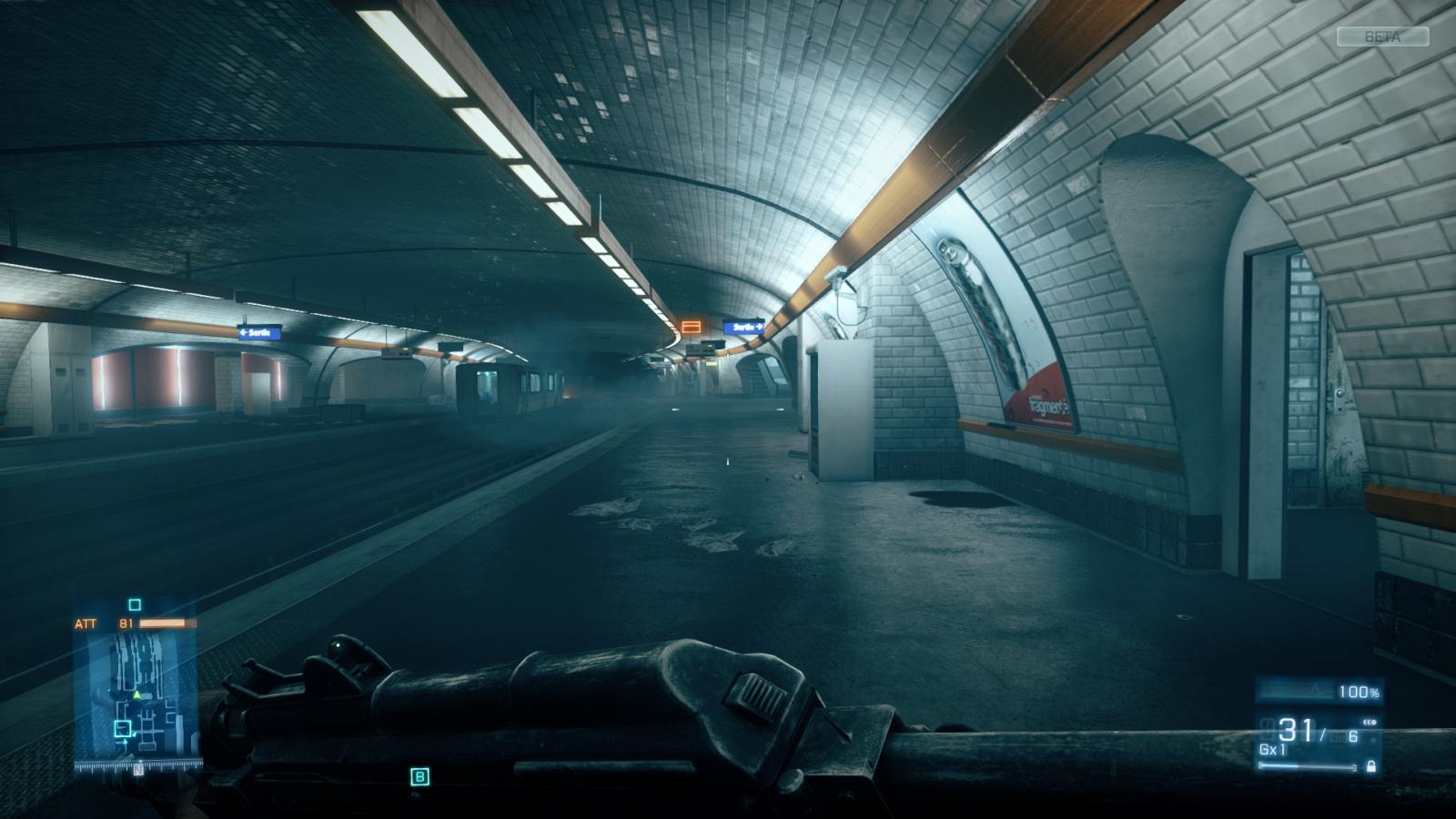 Beta Battlefieldu 3 je live – hratelnost, grafika, galerie 52430