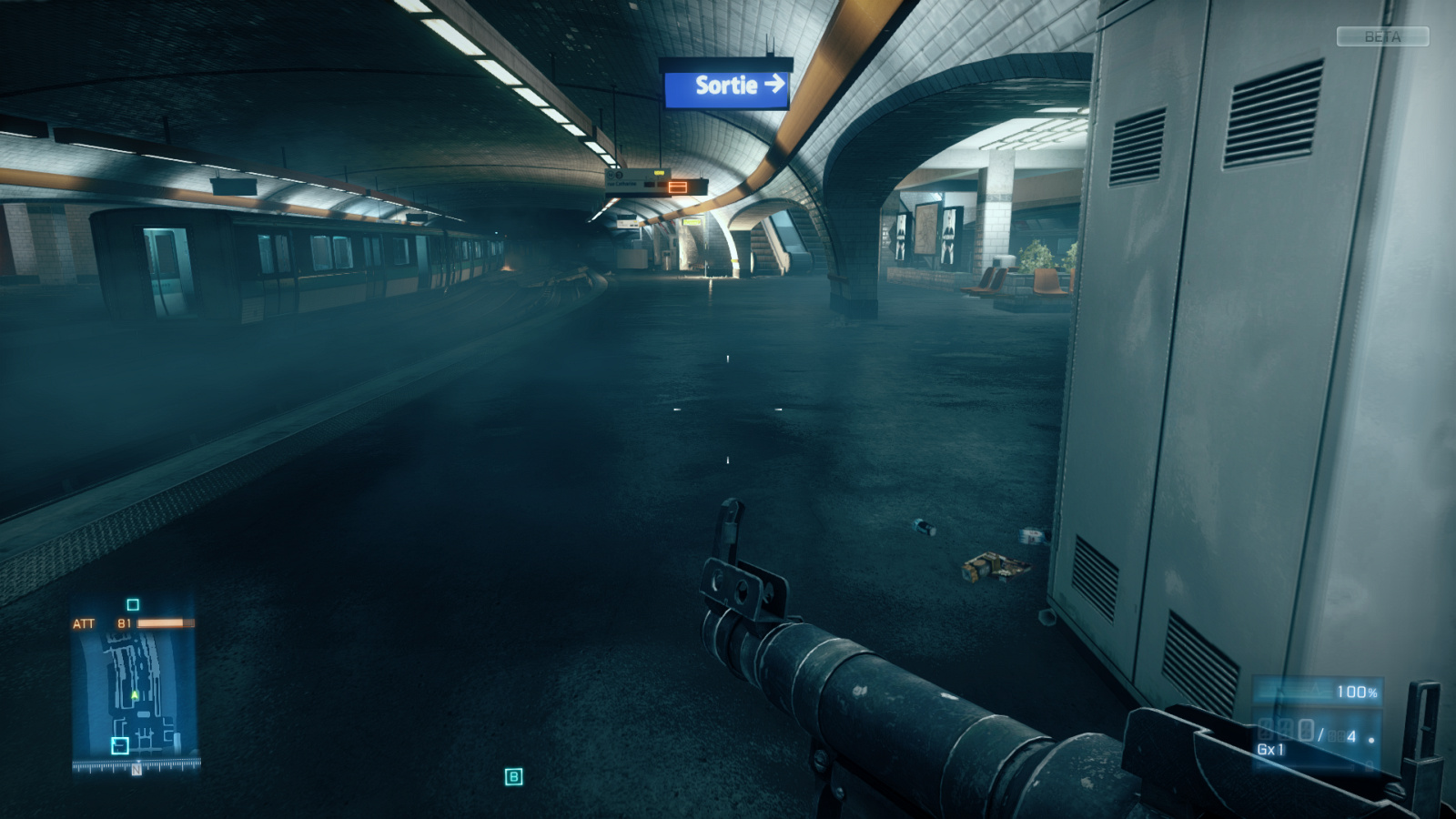Beta Battlefieldu 3 je live – hratelnost, grafika, galerie 52431