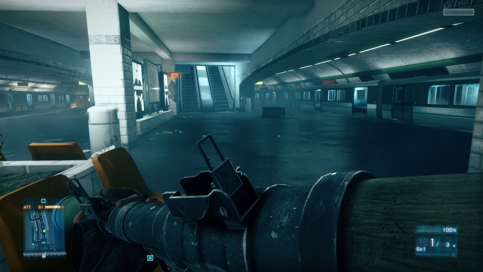 Beta Battlefieldu 3 je live – hratelnost, grafika, galerie 52432