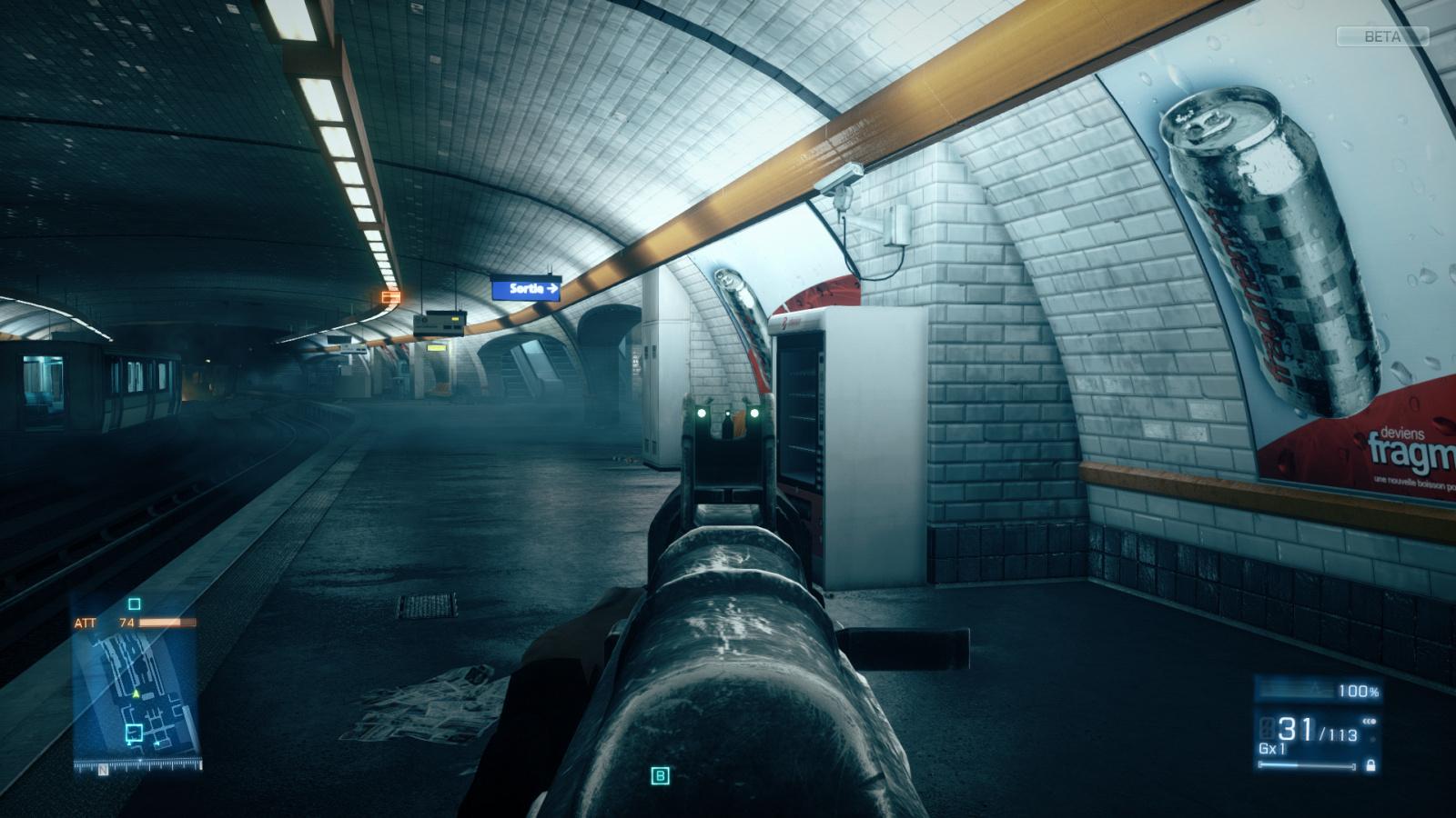 Beta Battlefieldu 3 je live – hratelnost, grafika, galerie 52478