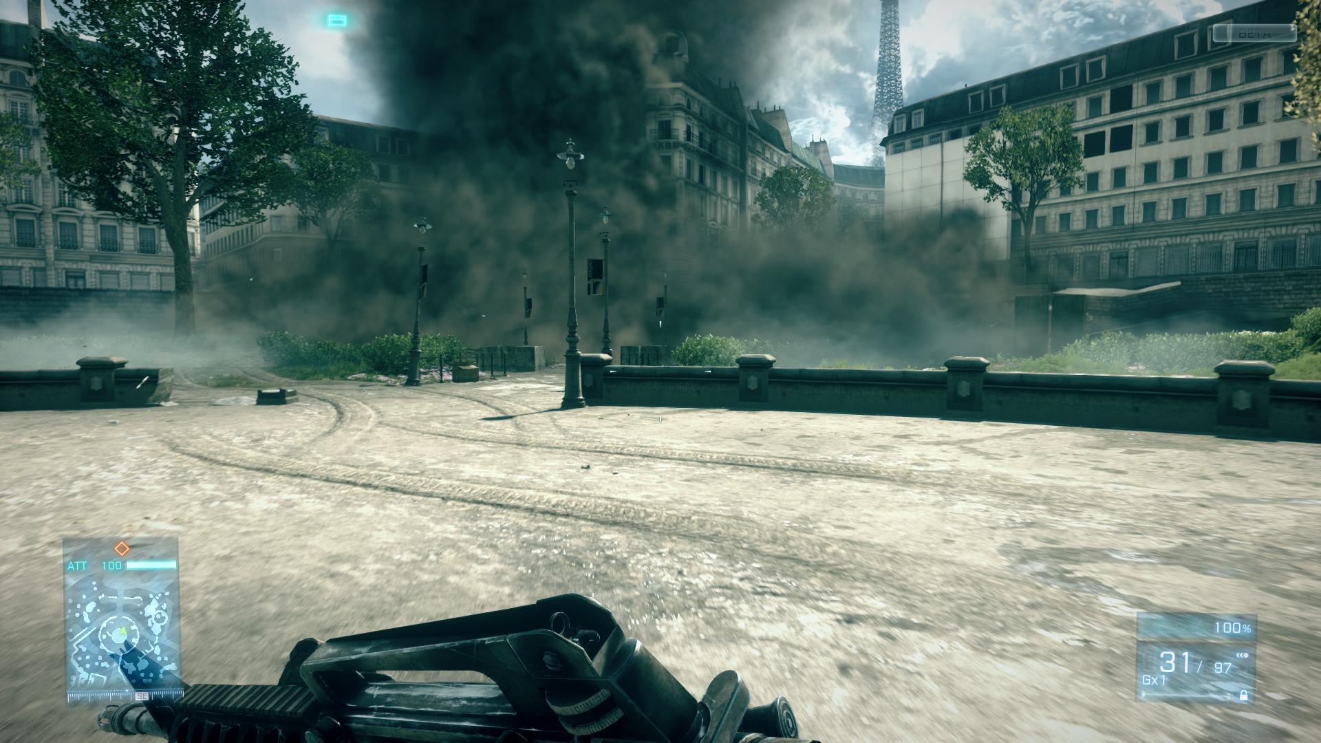 Beta Battlefieldu 3 je live – hratelnost, grafika, galerie 52501