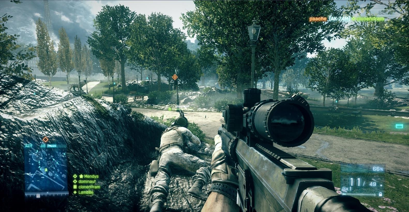 Battlefield 3 MP Beta – dojmy z hraní 52541