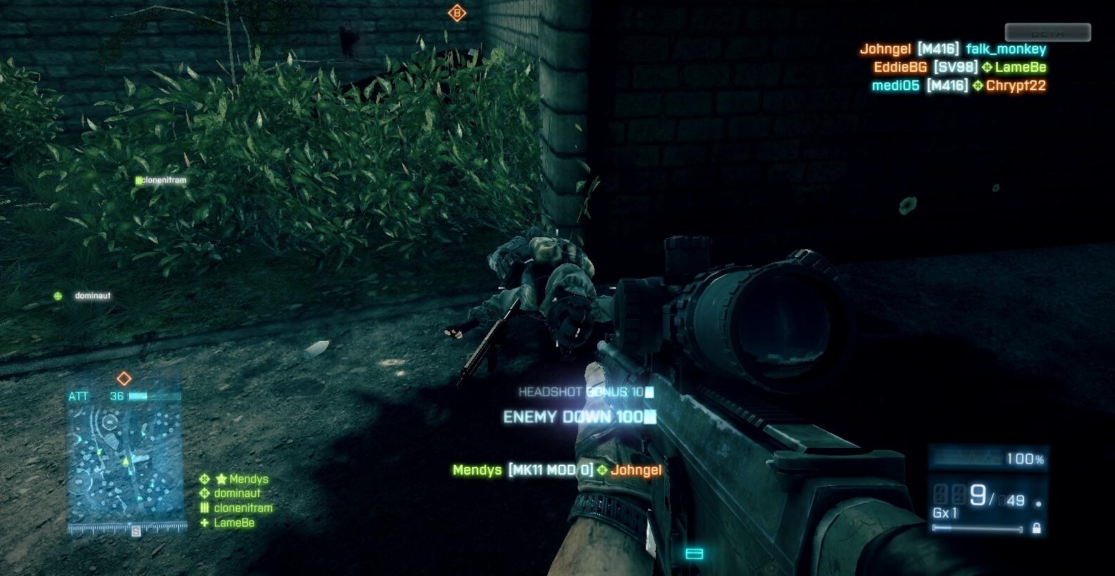 Battlefield 3 MP Beta – dojmy z hraní 52543