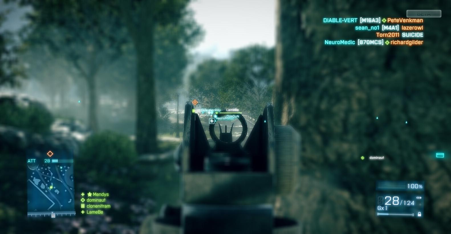 Battlefield 3 MP Beta – dojmy z hraní 52546