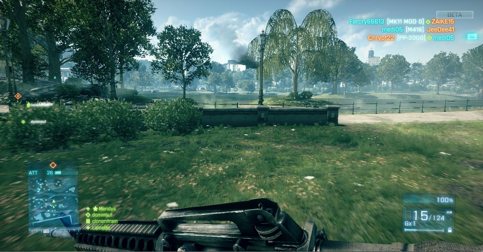 Battlefield 3 MP Beta – dojmy z hraní 52547
