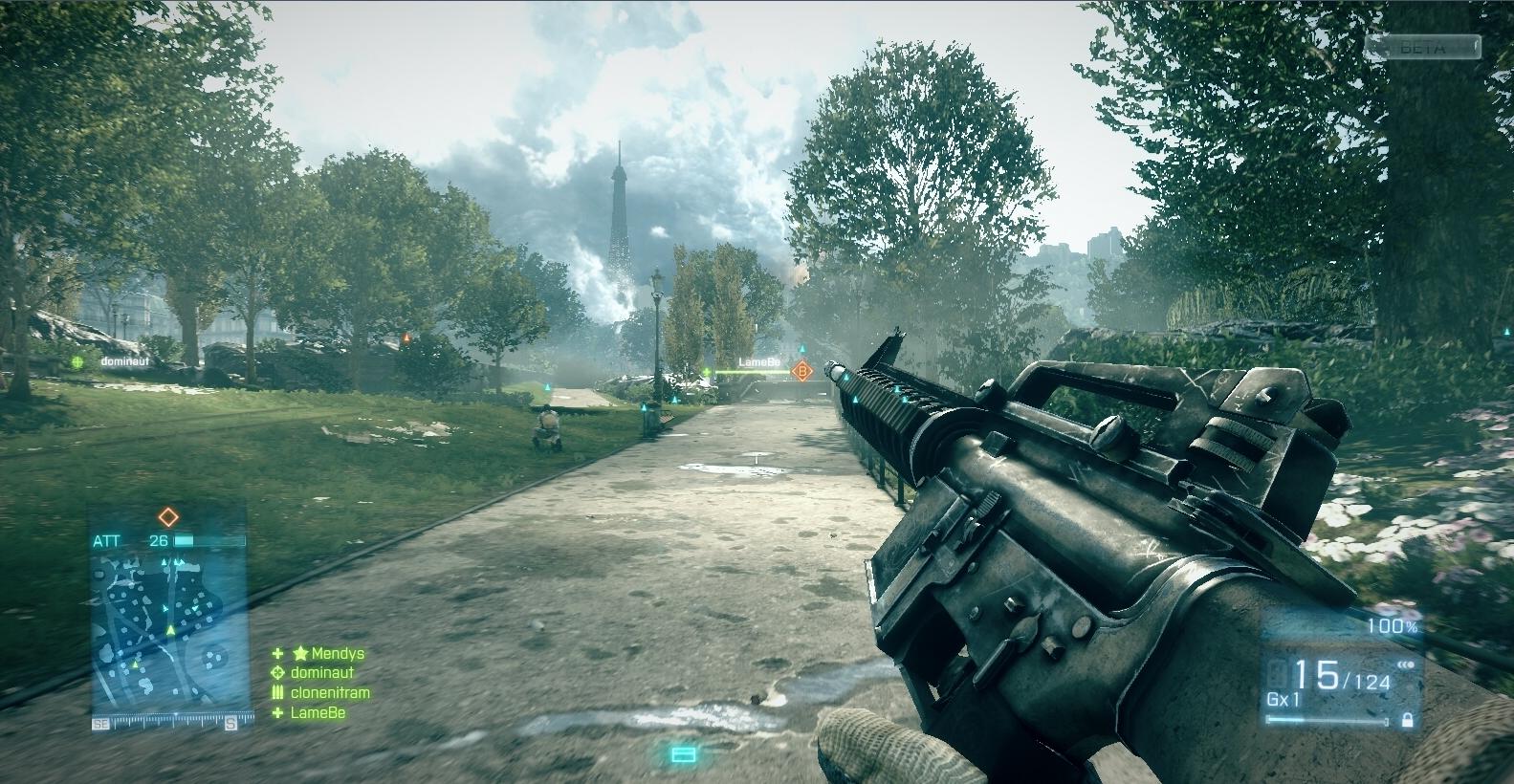 Battlefield 3 MP Beta – dojmy z hraní 52548