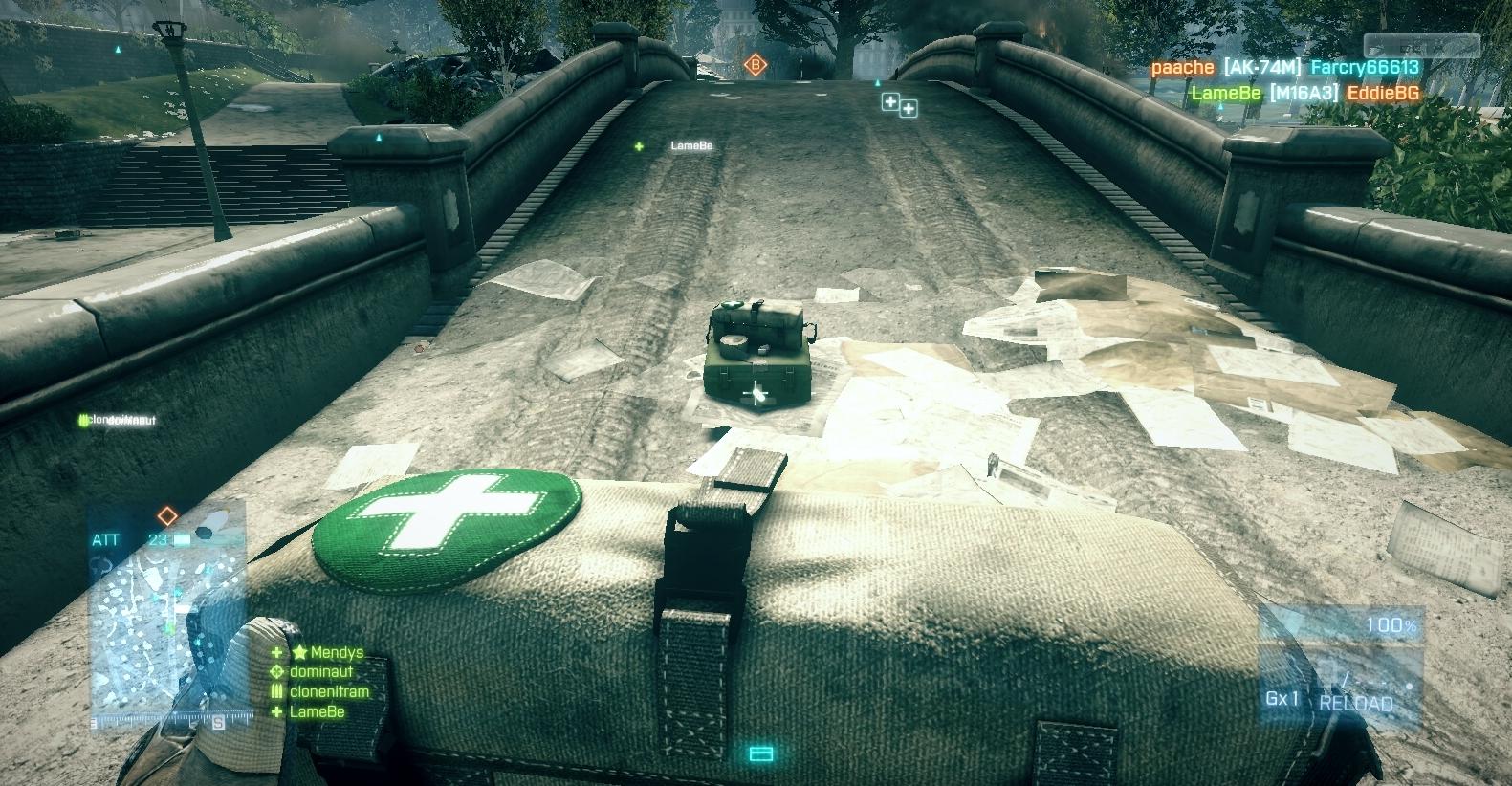 Battlefield 3 MP Beta – dojmy z hraní 52549