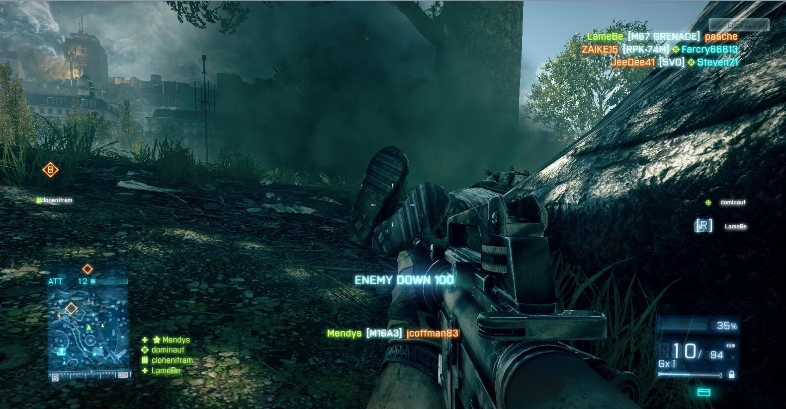 Battlefield 3 MP Beta – dojmy z hraní 52553