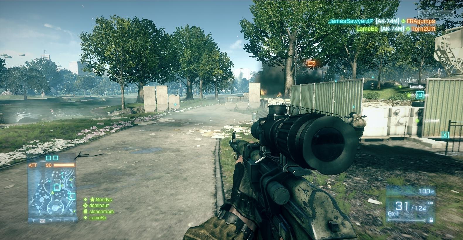 Battlefield 3 MP Beta – dojmy z hraní 52556