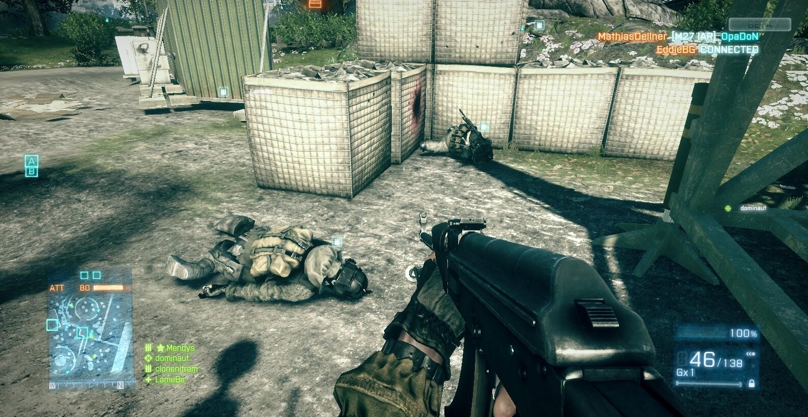 Battlefield 3 MP Beta – dojmy z hraní 52561