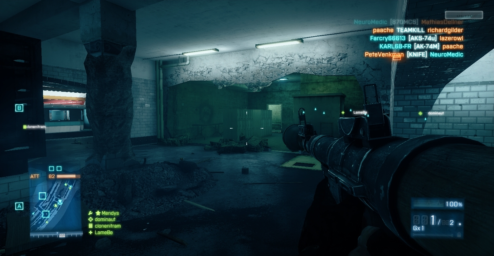 Battlefield 3 MP Beta – dojmy z hraní 52565