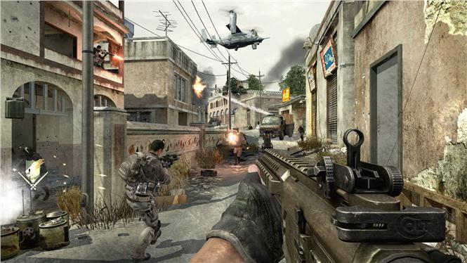 Jak se měnila herní série Call of Duty 52579