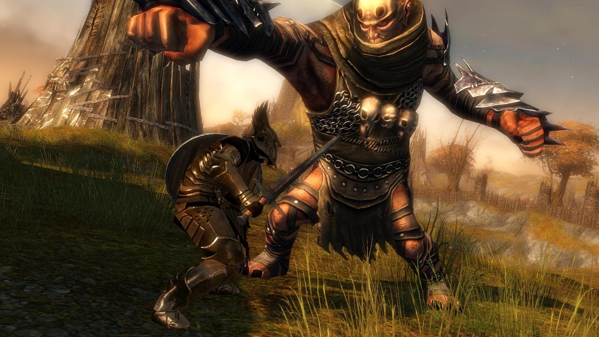 Guild Wars 2 bez healerů a tanků? 5262