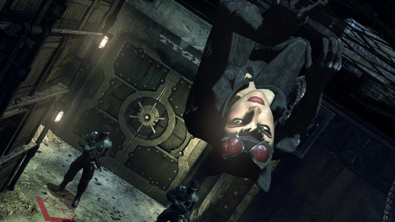 Batman: Arkham City v multimediálním nášupu 52633
