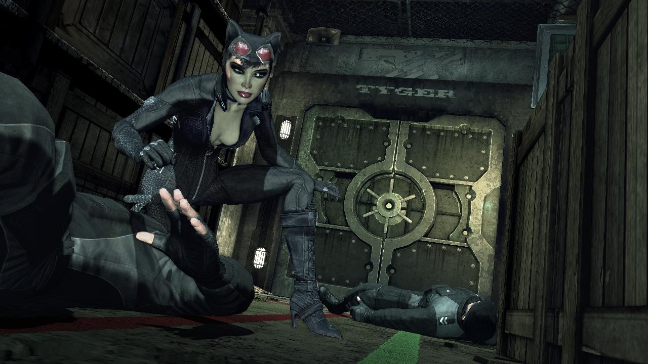 Batman: Arkham City v multimediálním nášupu 52634
