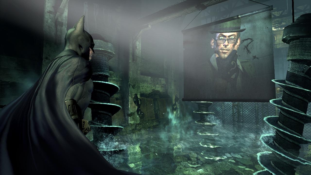 Batman: Arkham City v multimediálním nášupu 52640