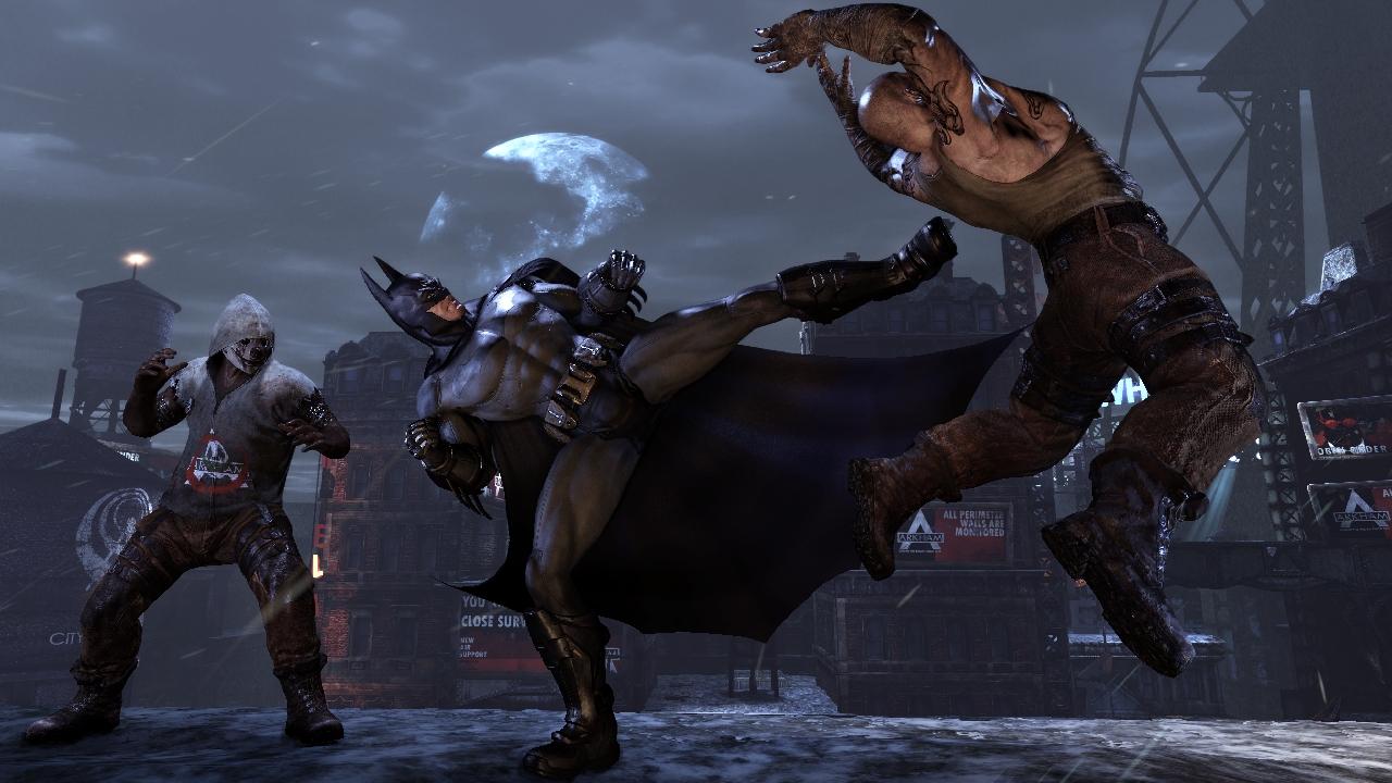 Batman: Arkham City v multimediálním nášupu 52643