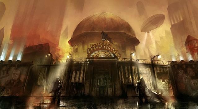 Batman: Arkham City v multimediálním nášupu 52649