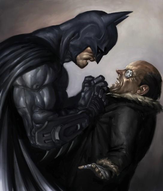 Batman: Arkham City v multimediálním nášupu 52651