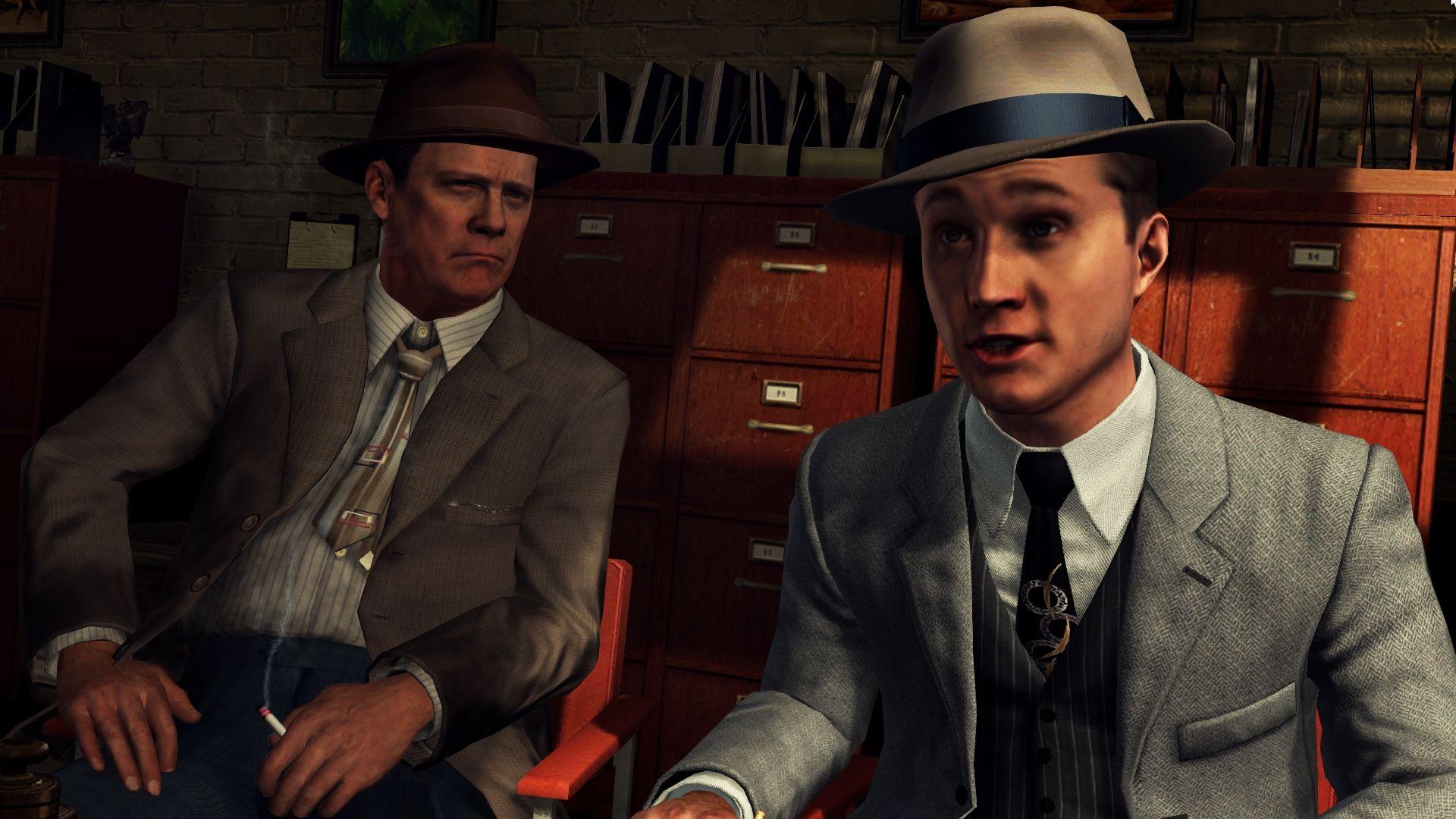 První obrázky z PC verze L.A. Noire 52693