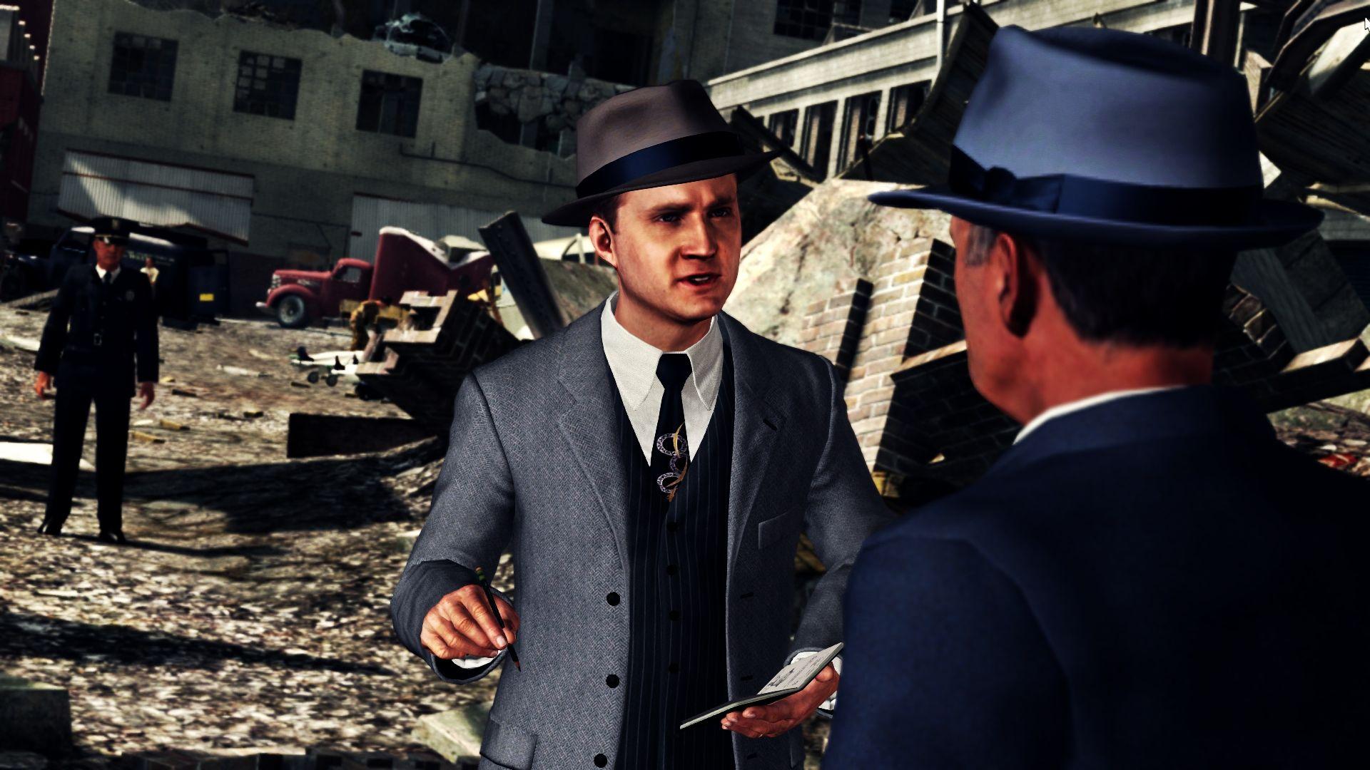 První obrázky z PC verze L.A. Noire 52694