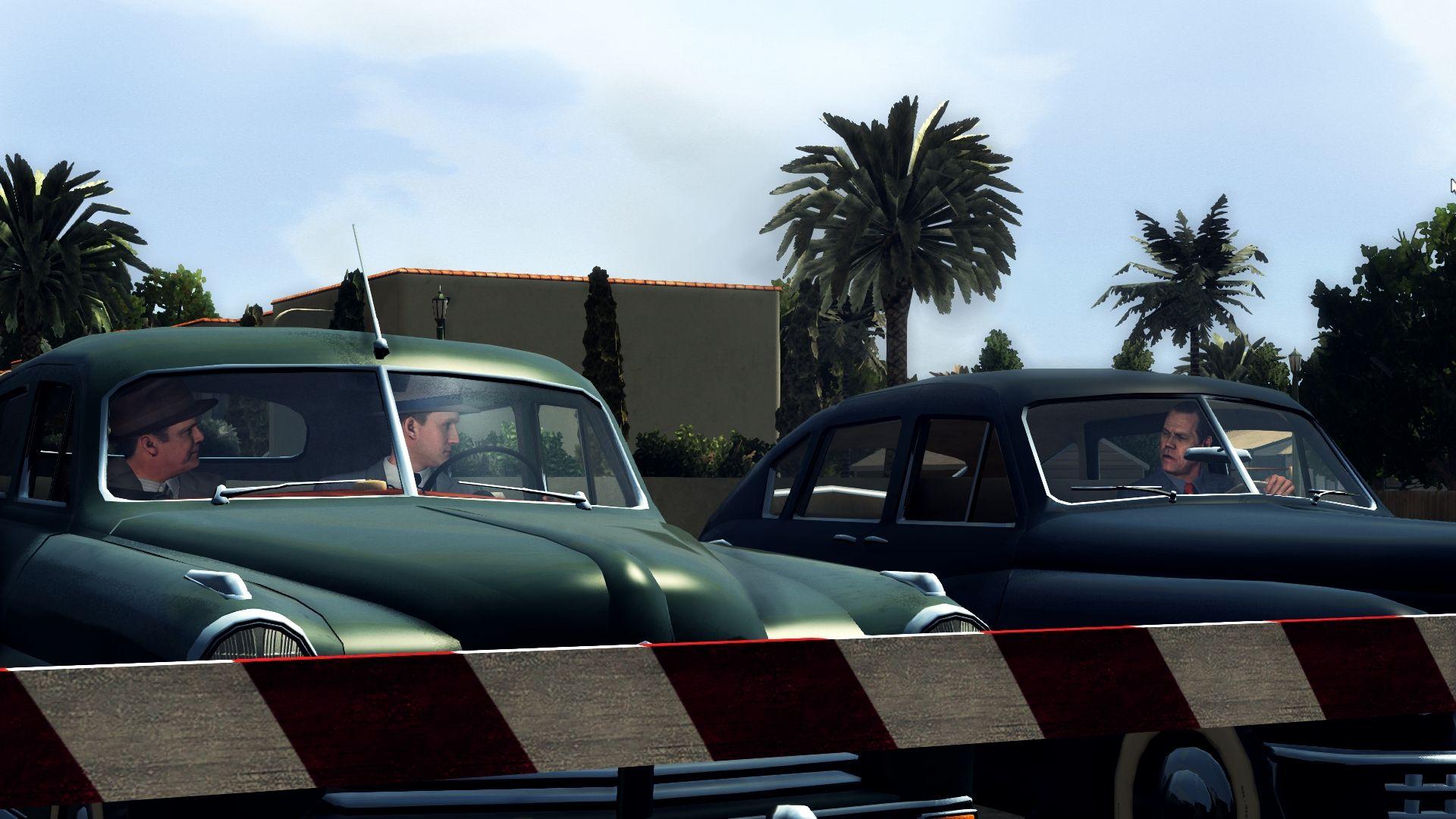 První obrázky z PC verze L.A. Noire 52695