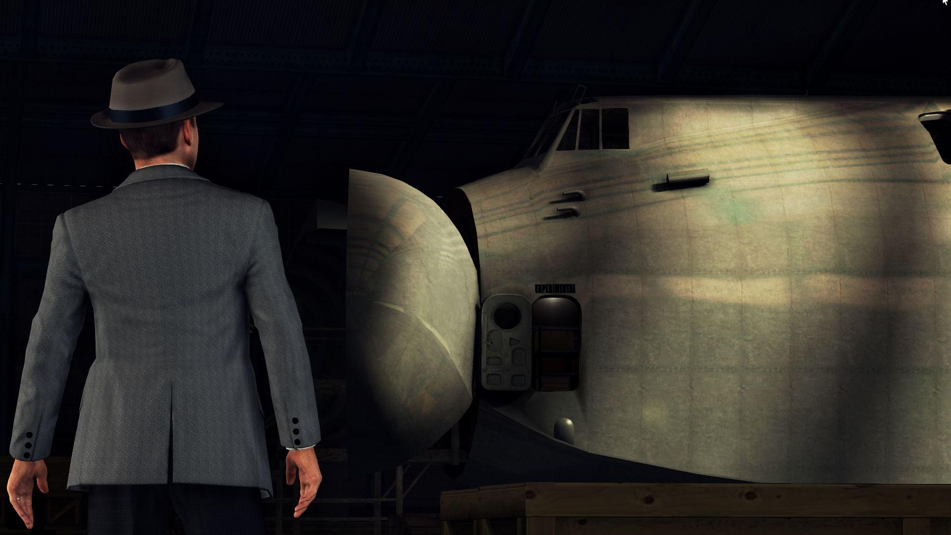 První obrázky z PC verze L.A. Noire 52696