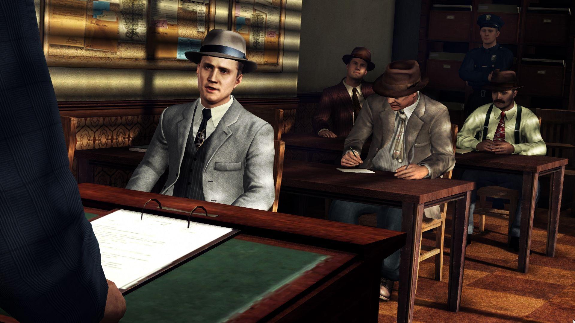 První obrázky z PC verze L.A. Noire 52698