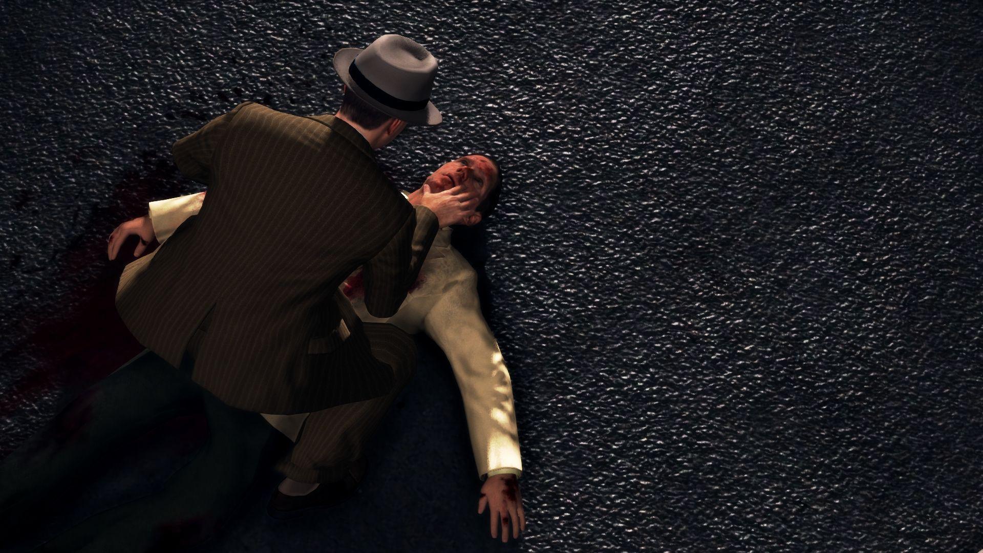 První obrázky z PC verze L.A. Noire 52699