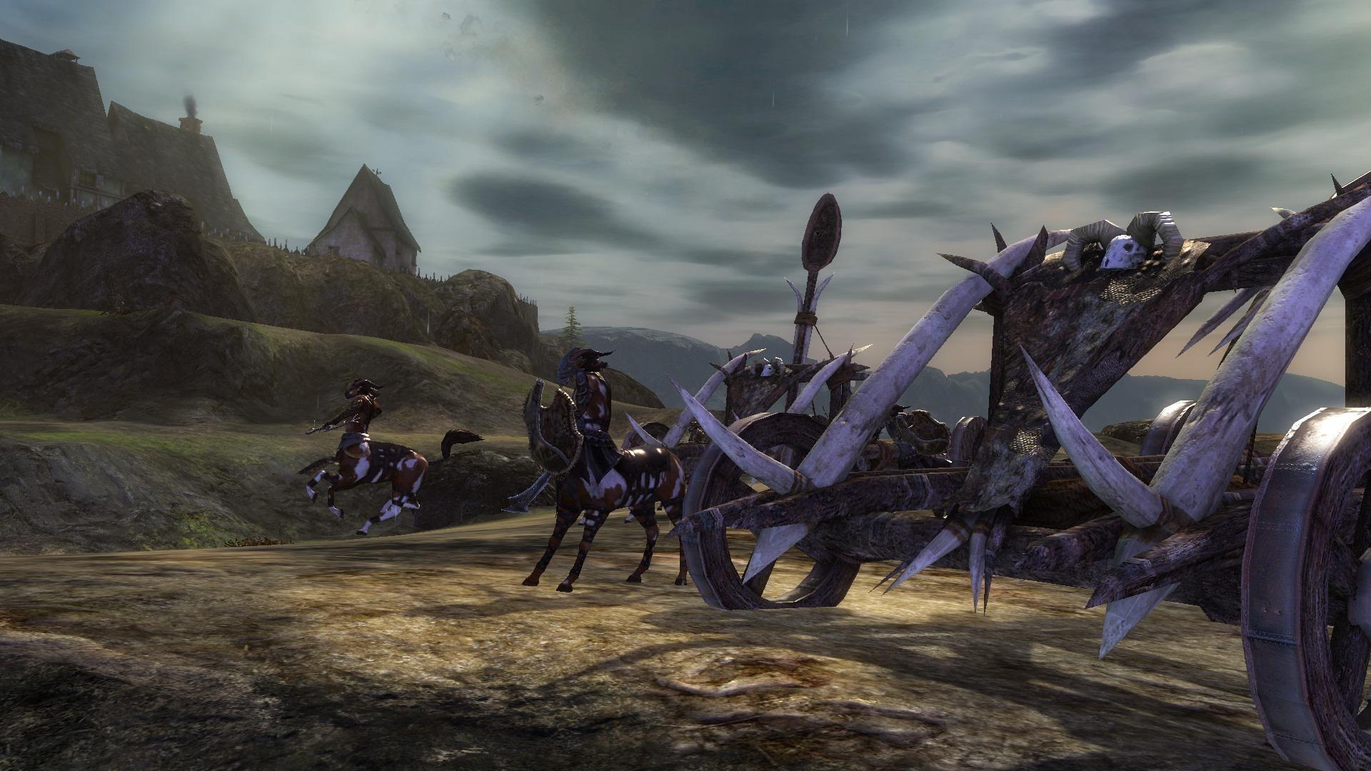 Guild Wars 2 bez healerů a tanků? 5270