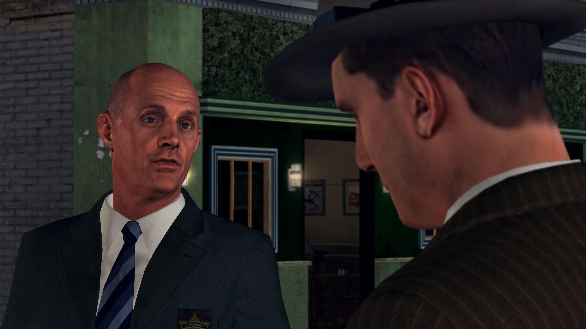 První obrázky z PC verze L.A. Noire 52700