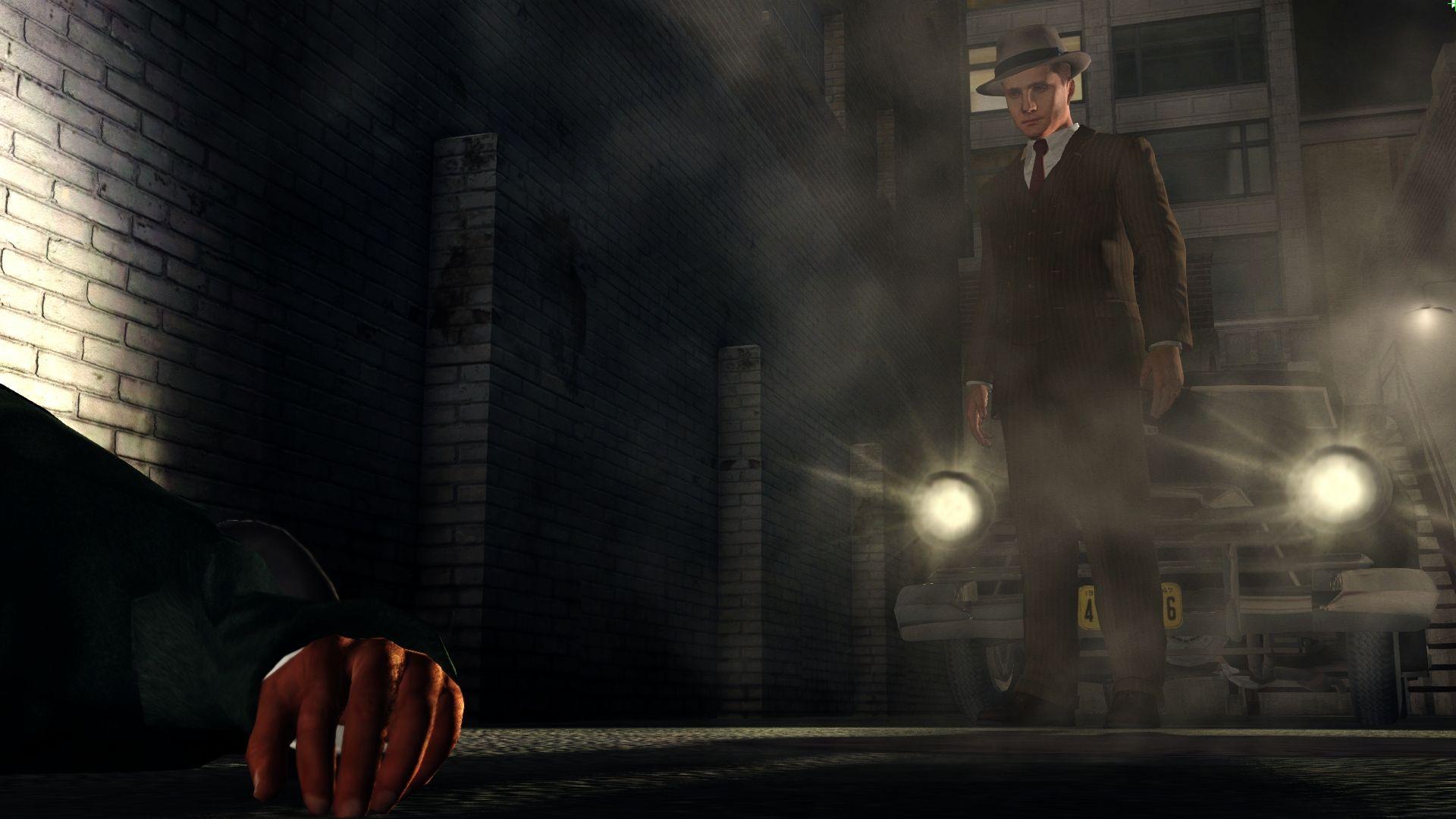 První obrázky z PC verze L.A. Noire 52701