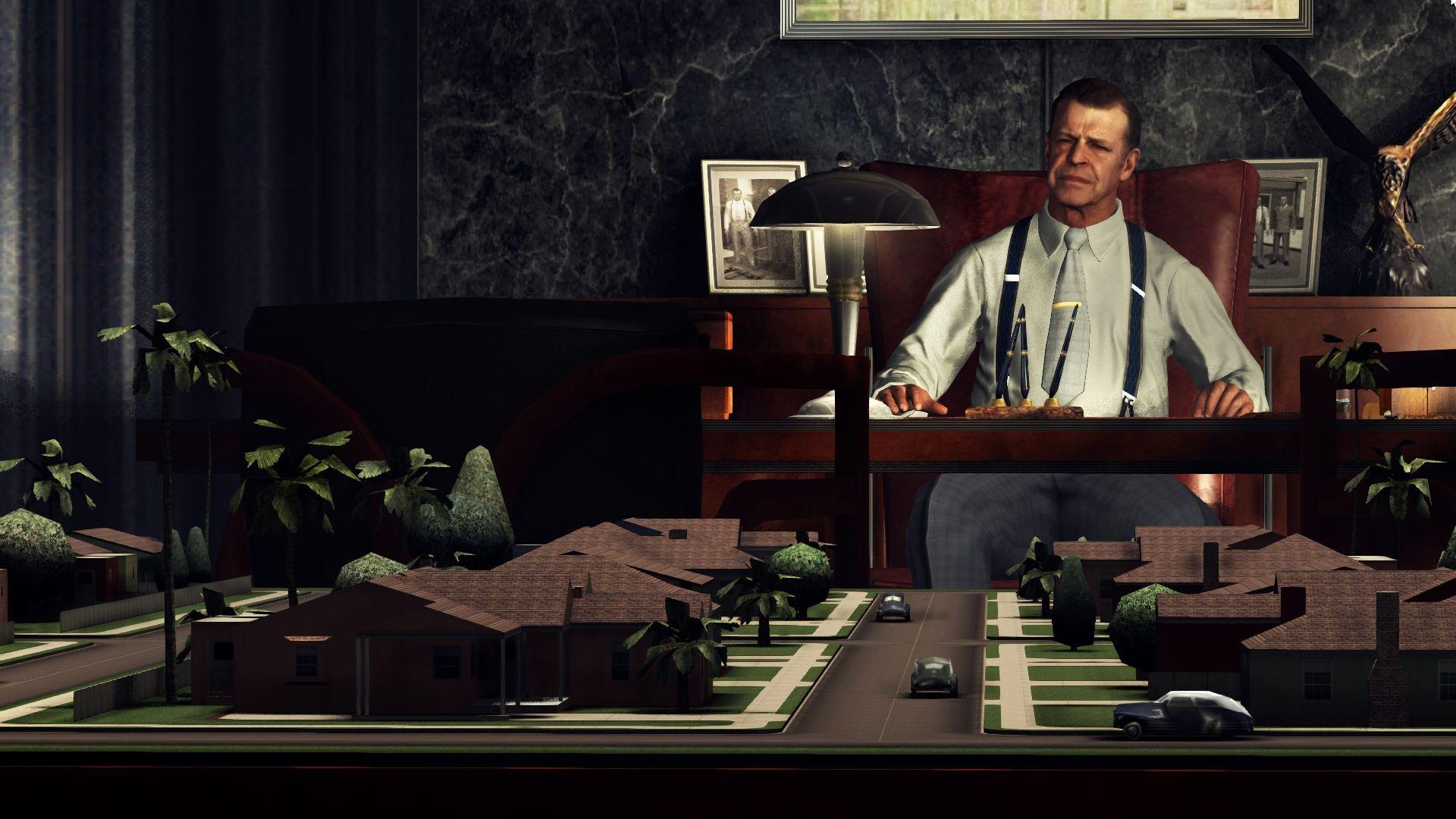 První obrázky z PC verze L.A. Noire 52702
