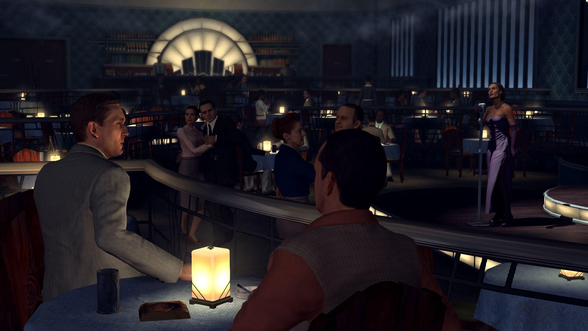 První obrázky z PC verze L.A. Noire 52703
