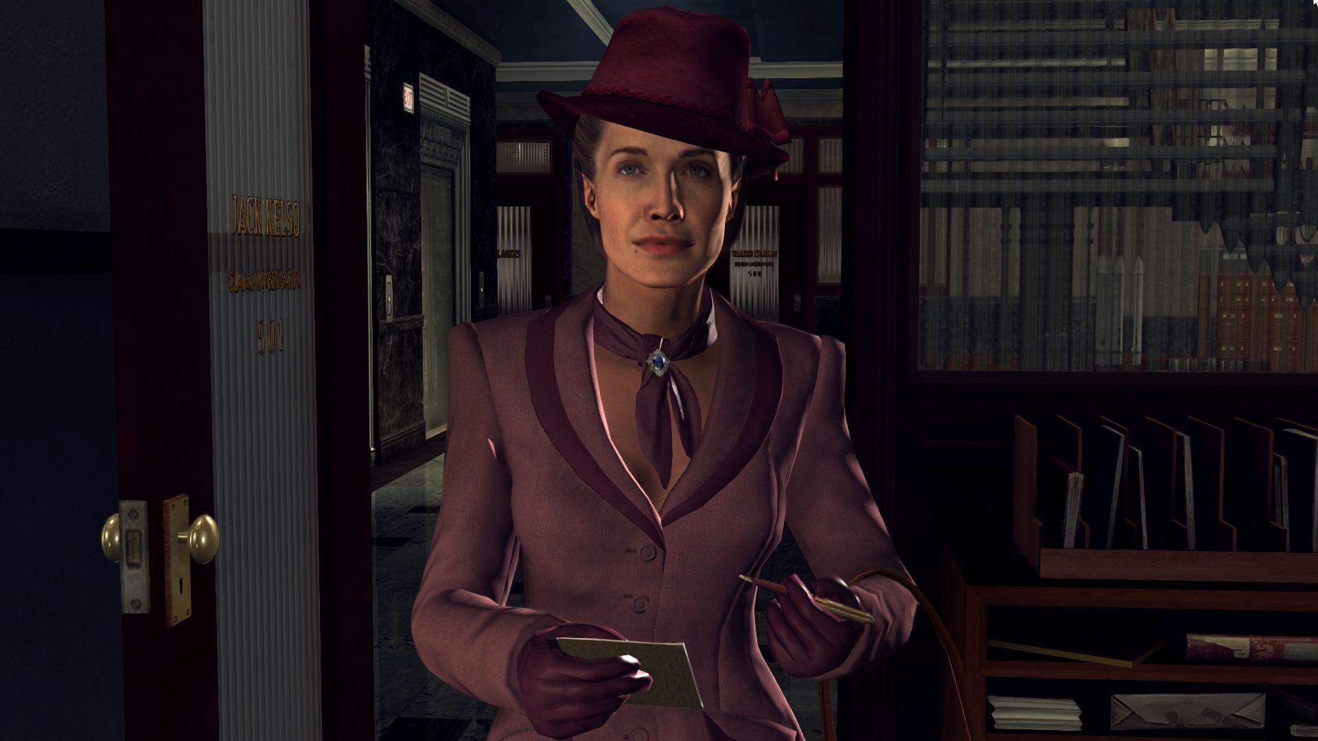 První obrázky z PC verze L.A. Noire 52704