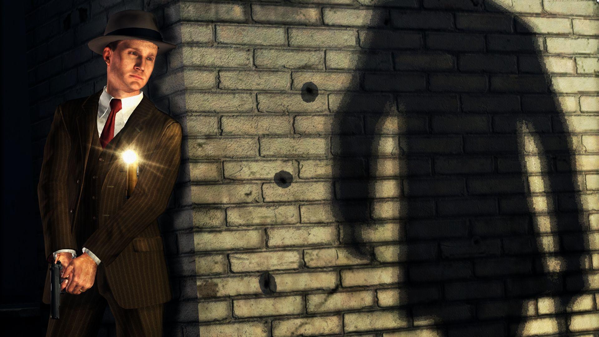 První obrázky z PC verze L.A. Noire 52705