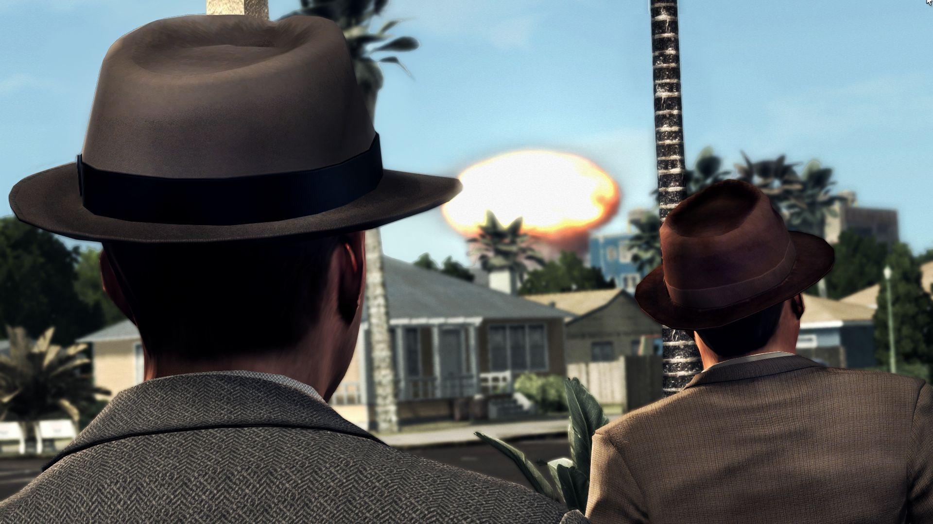 První obrázky z PC verze L.A. Noire 52706