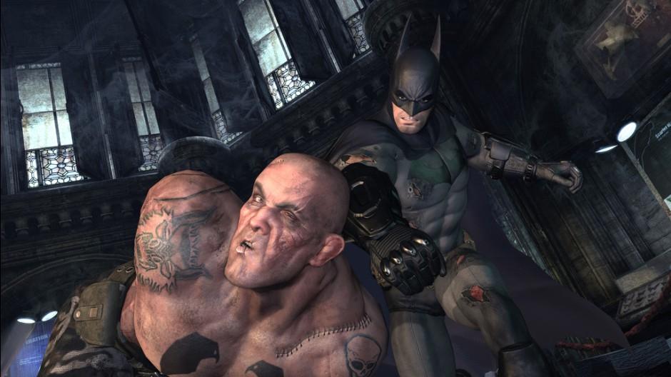 Batman: Arkham City – čerstvý trailer a galerie 52713